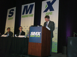 Danny Sullivan moderates SMX West 2012